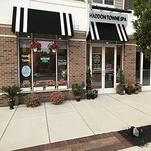 Haddon Towne Spa Exterior - Haddon Township NJ